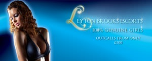 Leyton Brooks Escorts