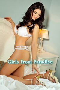 Laura - Slim London Escort - Girls from Paradise London Escorts Agency