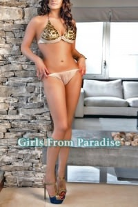 Gina - Eastern European London Beauty - Girls from Paradise London Escorts Agency