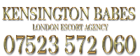 Blonde Kensington escorts