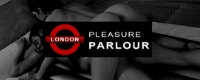 London pleasure parlour banner