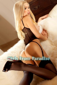 Carolina - Elite Blonde London Escort