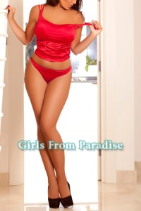 Brianna - Elite Brunette London Escort - Girls from Paradise London Escorts Agency