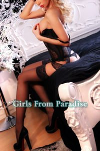 Eliza- Blonde London Escort - Girls from Paradise London Escorts Agency