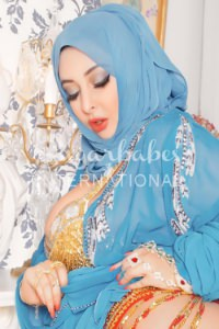 Nazima - Exotic British/Arabic - Enchantress