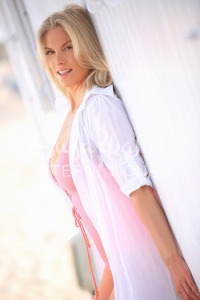 Penny - Blonde, English, Mature Escort with Sophistication