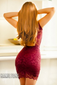 Roxanne English Student Escort in London
