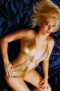 Krystal - Blonde London Escort at Wonderland Escorts
