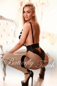 Sexy, seductive, playful escort girl Izabella