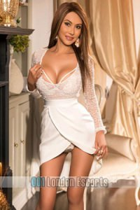 Busty Asian London Petite Escort
