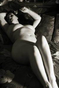 Arty Nude