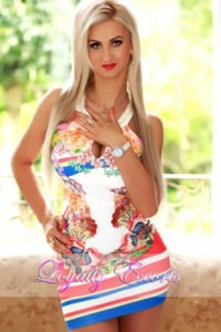 Lara blonde loyalty escorts