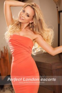 Beatrice blonde perfect london escorts