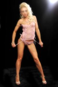 Slim Blonde Escort