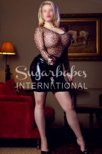 HARRIET - A MEGA BUSTY, BLONDE, CLASSY ENGLISH WITH STYLE!