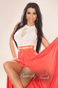 ALEEZA - high class London escort