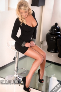 Lily English Escorts in London at Hamiltons Escorts