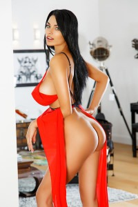 Giselle - Black London Escort