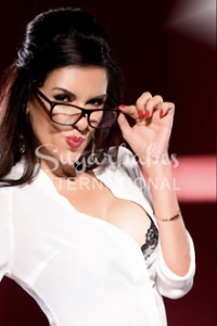 LUMA - EXTREMELY HOT BLOODED MATURE BRAZILIAN WITH BAGS OF CHARM