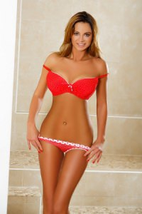 Zusa - Blonde London Escort