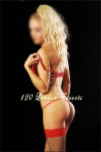 Slim London Escort