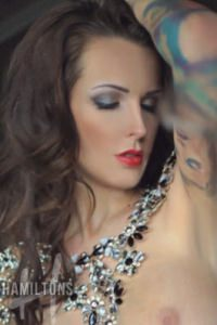 Foxy German Glamour Model Tours London