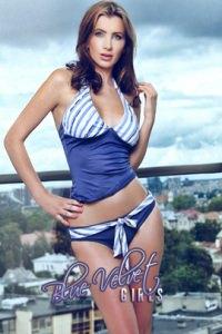 Blue Velvet Girls Sarah