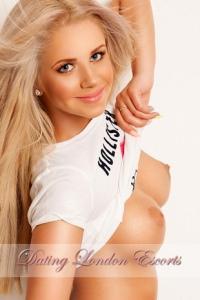 Ali blonde dating london escorts