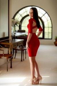 Sansa - Red London Escort