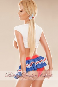 Britney blonde dating london escorts