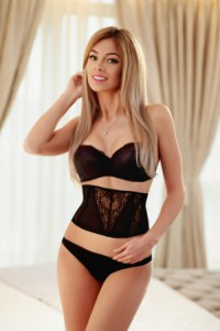 Iggy - Blonde London Escort