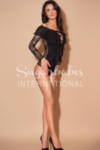 MARINA - A SWEET NATURED GIRL WHO LOVES TO PARTY