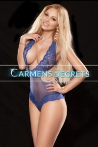 astrid  from carmen secrets
