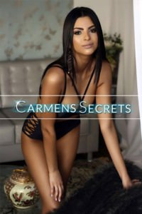 gabby from carmen secrets