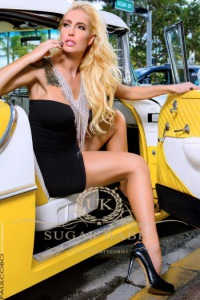 Blonde Hungarian Escort in London