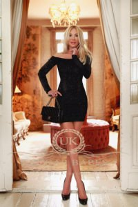 Blonde Eastern European Escort in London