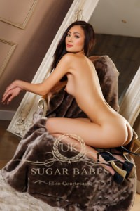 Brown Russian Escort in London