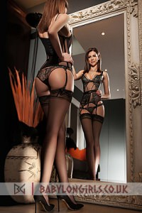 Ramona - Brown-haired Escort in London
