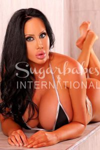 SYBIL STALLONE - FAMOUS BRAZILIAN XXX STAR ON TOUR