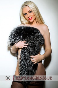 Ashta - Blonde Escort in London