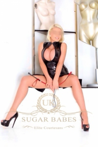 Harriet - Blonde Escort in London