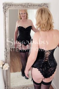 ELIZABETH - BLONDE ENGLISH MATURE WITH PURE CLASS