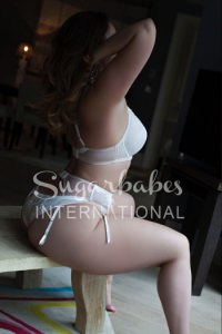 FREYA - AN ENGLISH ESCORT WITH CLASS & CURVACEOUS FIGURE