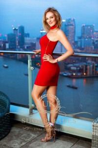 Daisy - Blonde London Escort