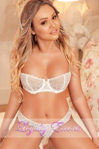 Lucille blonde loyalty escorts