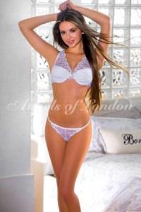 Borislava - Brunette London Escort