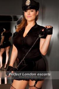 Gloriana Brunette Perfect London Escorts
