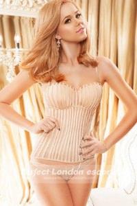 Sexy Blonde Perfect London Escorts