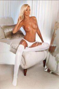 Blonde Paddington Escort