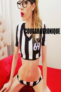 Cougar Veronique Referee
